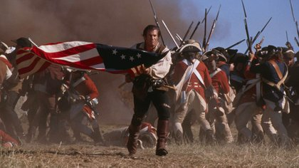 El Patriota, una gran película de acción