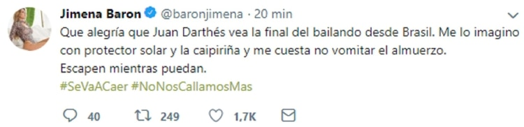"J Mena >> Album ""La Cobra"" - Página 4 Juan-darthes-tuit-jimena-baron"