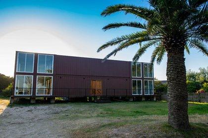 Sobre el entorno único de la laguna de José Ignacio, un nuevo concepto de vivienda sustentable