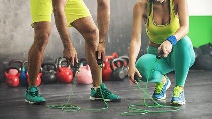 El electrofitness se estableció como una de las tendencias modernas de entrenamiento (iStock)