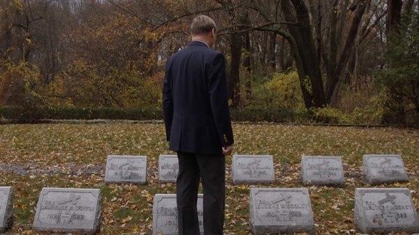 Jim Graham, hijo de un sacerdote pero criado por otra persona (captura de video)