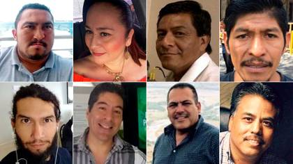 Según Artículo 19, de 2000 a la fecha han sido asesinados 128 periodistas en México. (Foto: Especial)