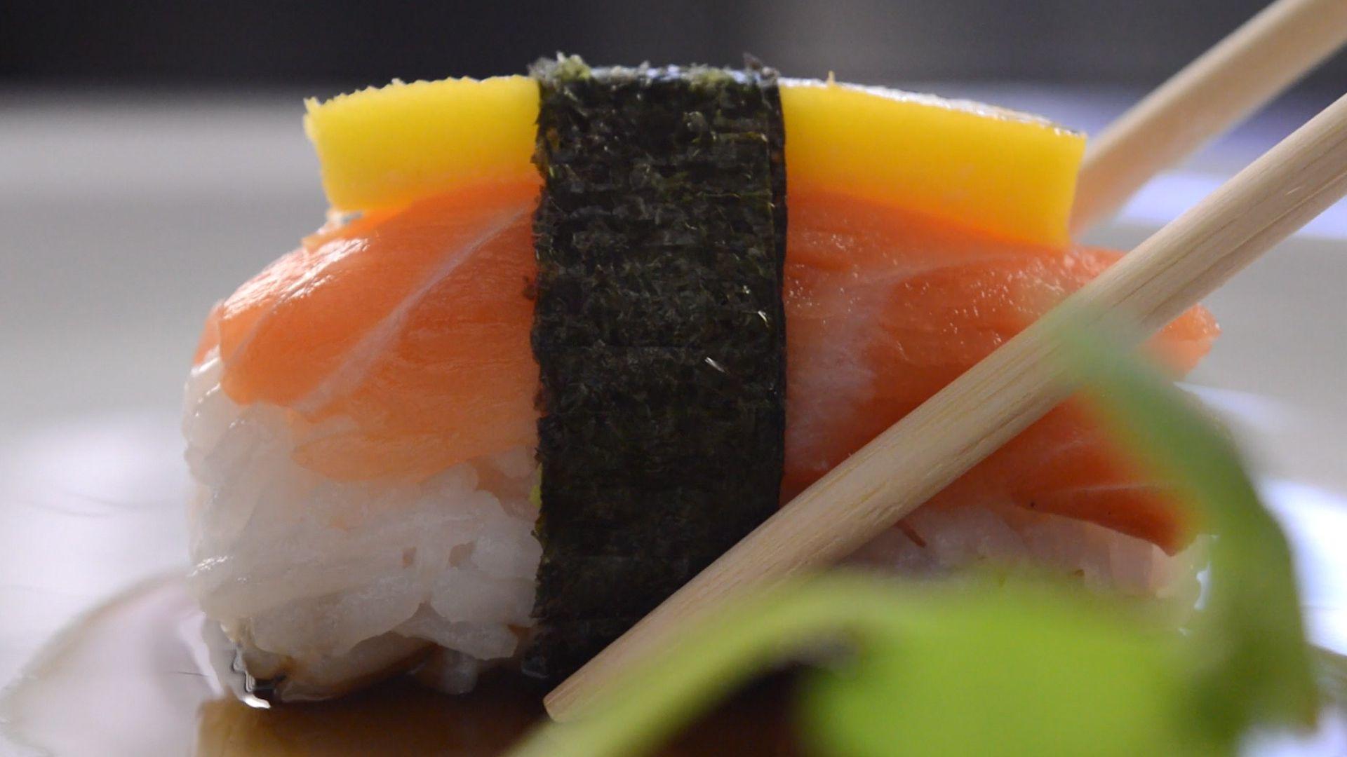 Niguri, el sushi más popular
