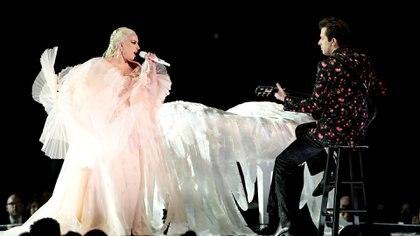 Lady Gaga (AFP)
