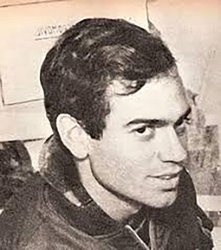 Daniel Jukic, piloto de Pucará, muerto el 1 de mayo de 1982
