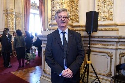El fiscal federal Eduardo Taiano.