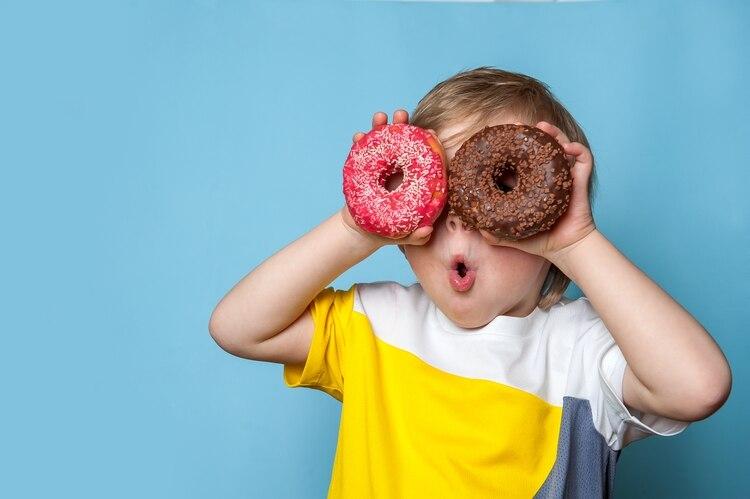 El 41,1% de los niños y adolescentes argentinos de entre cinco y 17 años tienen sobrepeso y obesidad, así surgió de la 4ta. Encuesta Nacional de Nutrición y Salud realizada por la Secretaría de Gobierno de Salud (Shutterstock)