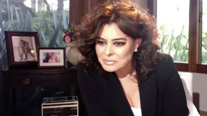 Yadhira Carrillo refrendó el gran amor que aún siente por su marido Juan Collado
