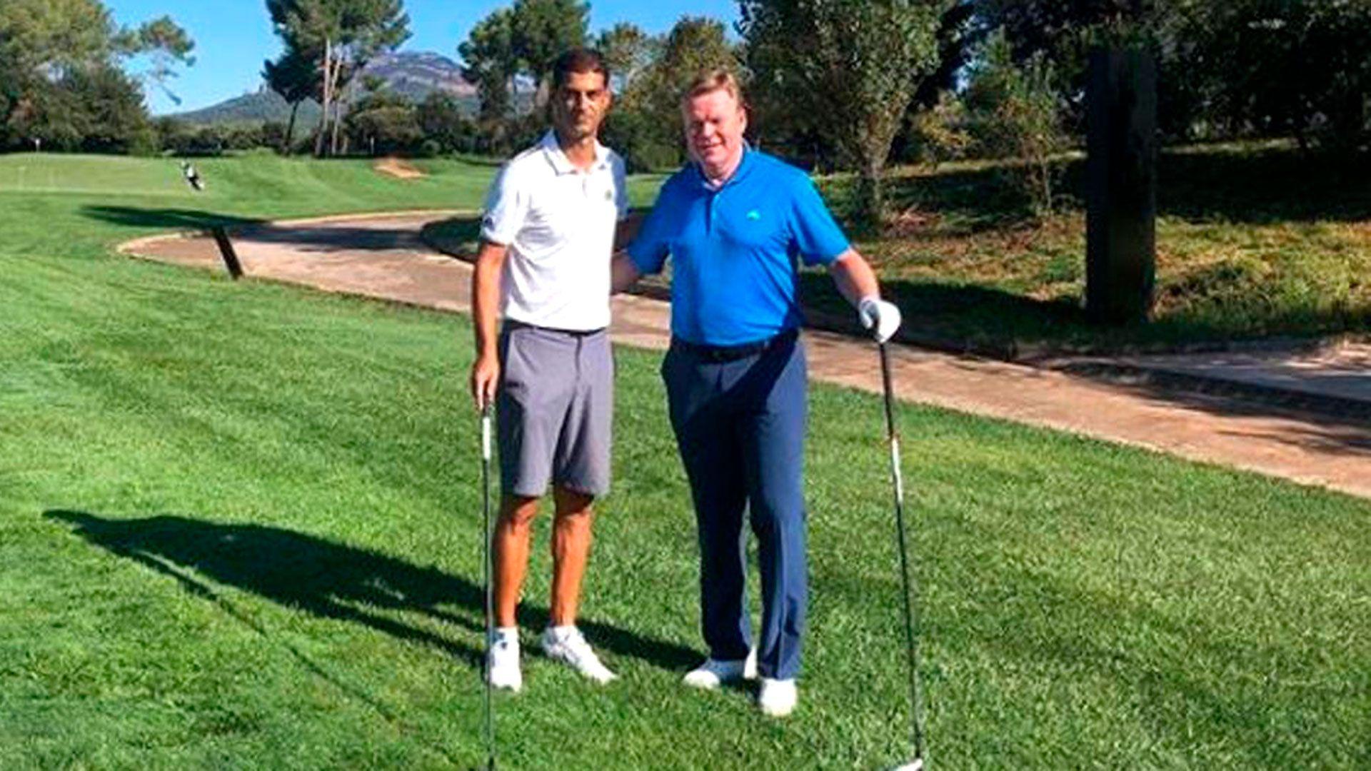 Koeman---Gerard-Lopez-Golf-portada