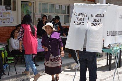 En el 2021 se estima un padrón de más de 94 millones de posibles ciudadanos votantes (Foto:  CUARTOSCURO.COM)