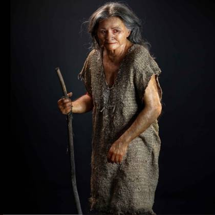 Arqueólogos y antropólogos fisonómicos de Atelier Daynes, en París, establecieron que la mujer de Las Palmas murió cuando tenía entre 44 y 50 años, medía 1.52 metros (cinco pies) y pesaba unos 58 kilogramos (128 libras) Foto: (Especial)