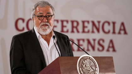 Alejandro Encinas, subsecretario de Derechos Humanos, mencionó que a comisiones de búsqueda se han destinado más 341 millones de pesos (Foto: Cuartoscuro)