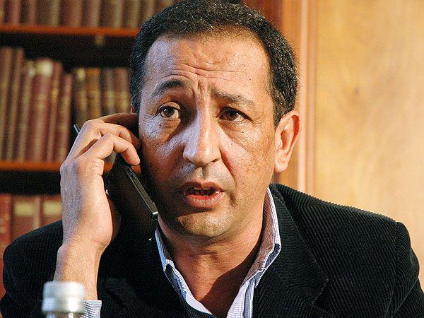 El sindicalista Omar Maturano, de La Fraternidad