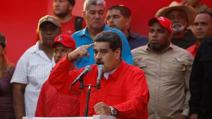 Nicolás Maduro(REUTERS/Fausto Torrealba)
