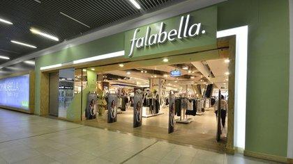 Falabella llegó a tener diez locales en la Argentina, en formato de tiendas por departamentos
