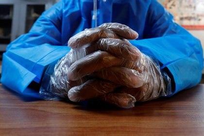 En Europa ya se registraron 15.000 muertes por coronavirus (REUTERS/Akhtar Soomro)