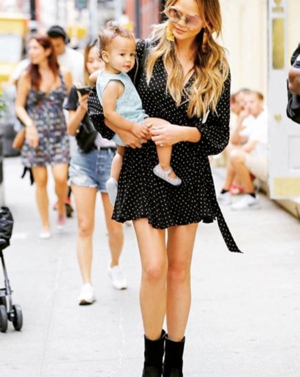 Chrissy Teigen, la mujer de John Legend que acaba de anunciar que está embarazada.