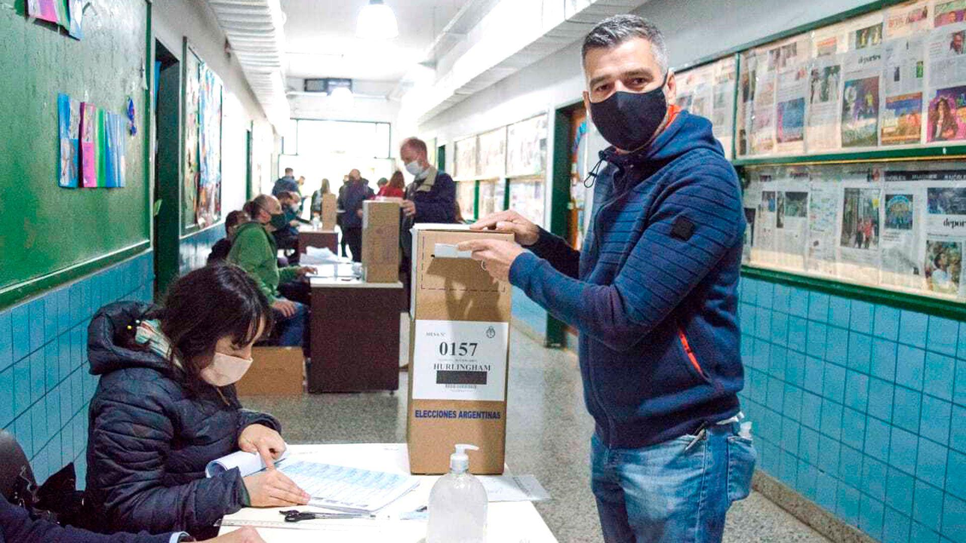 Juanchi Zabaleta elecciones legislativas Paso 2021