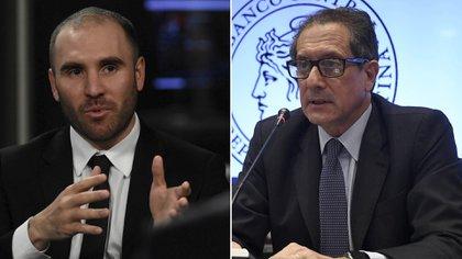 Se esperan anuncios desde el ministerio de Economía, que conduce Martín Guzmán, y el Banco Central, que preside Miguel Pesce.