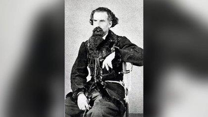 Lucio V. Mansilla es uno de los autores que influyeron en Díaz.