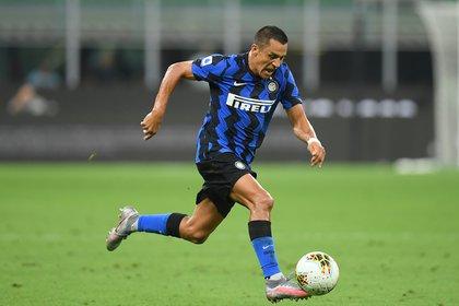 El Manchester United traspasará a Alexis Sanchez al Inter para liberarse de su salario (REUTERS)