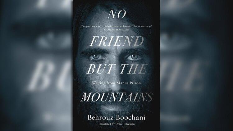 Boochani escribió el libro por WhatsApp para evitar que el texto fuera interceptado por los guardias