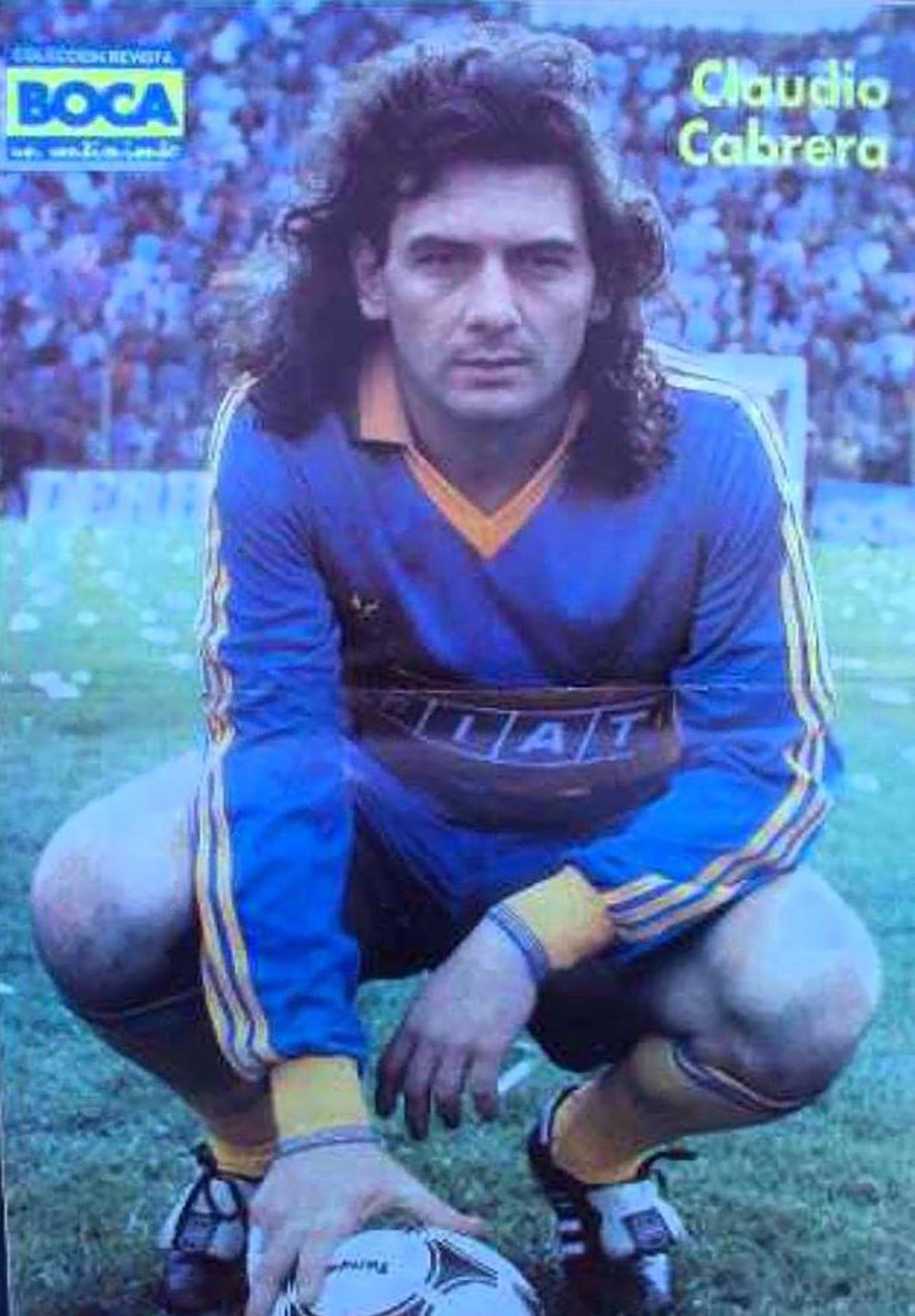 Chacho Claudio Cabrera