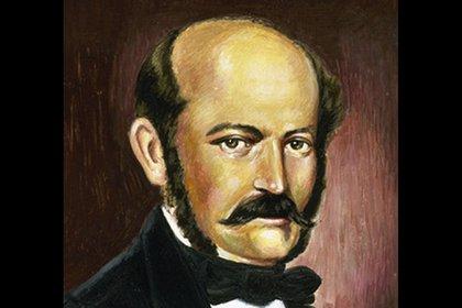Semmelweiss Ignác Fülöp fue un médico nacido en Hungría en 1818 considerado el padre del lavado de manos (wikipedia)