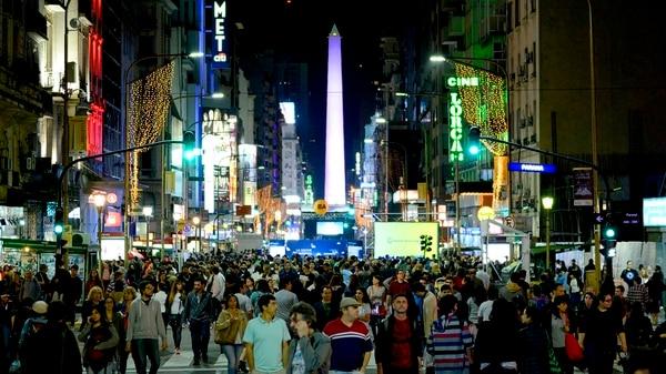 """Esta fue la 10° edición de """"La noche de las librerías"""" (Foto: cortesía del Gobierno de la Ciudad)"""