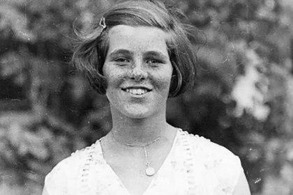 Para muchos, Rosemary era la más linda de todos los Kennedy