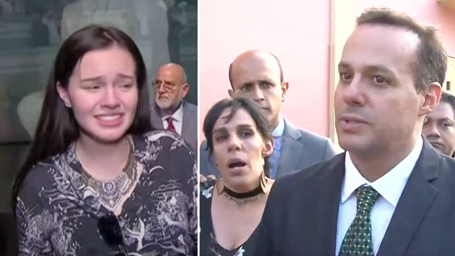 Aunque se había llegado a un acuerdo para trasladar el cuerpo de José José a México, la viuda del cantante decidió cremarlo (Foto: Captura pantalla Univision/TV Azteca)