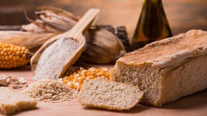 La gliadina es el componente principal del gluten, que se encuentra en los cereales como el trigo (Shutterstock)