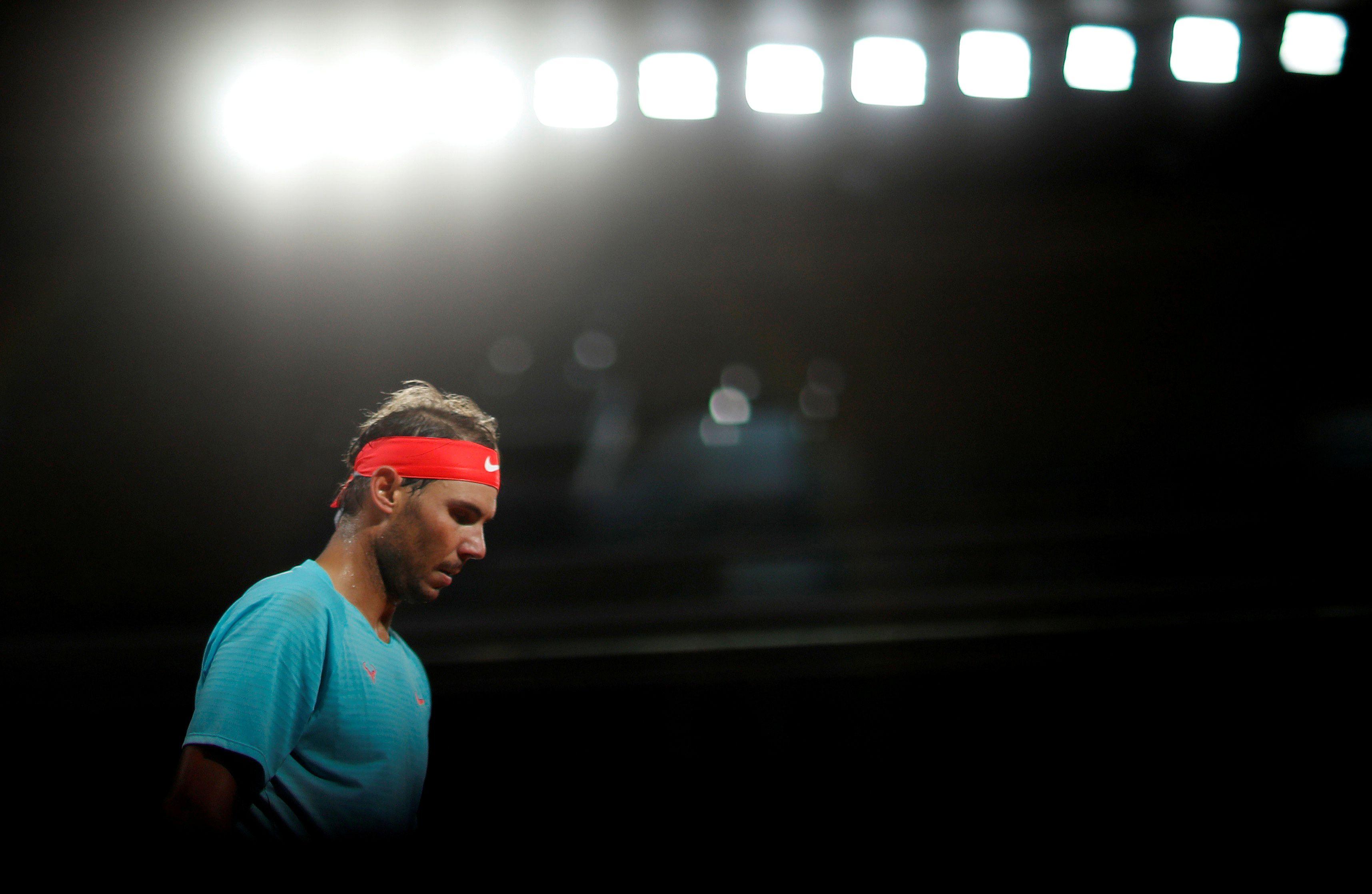 Nadal accedió a las semifinales del Roland Garros