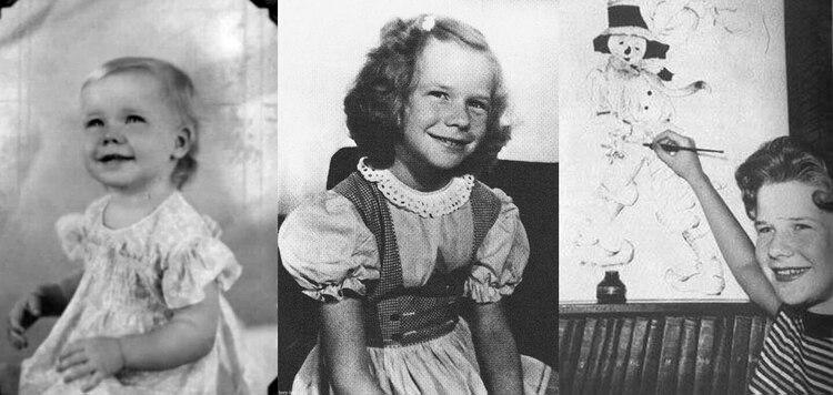 Joplin durante su infancia