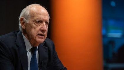 El ex candidato a presidente Roberto Lavagna (Adrián Escandar)