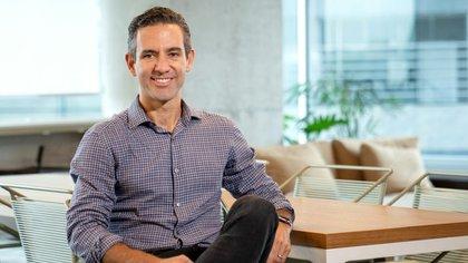 David Vélez, CEO de Nubank y nuevo multimillonario, según Forbes. Foto: Nubank.