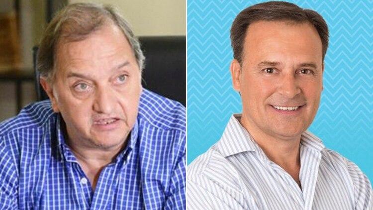 El kirchnerista Carlos Linares, Intendente de Comodoro Rivadavia y el peronista Gustavo Mac Karthy sellaron una tregua con vistas a las elecciones generales.