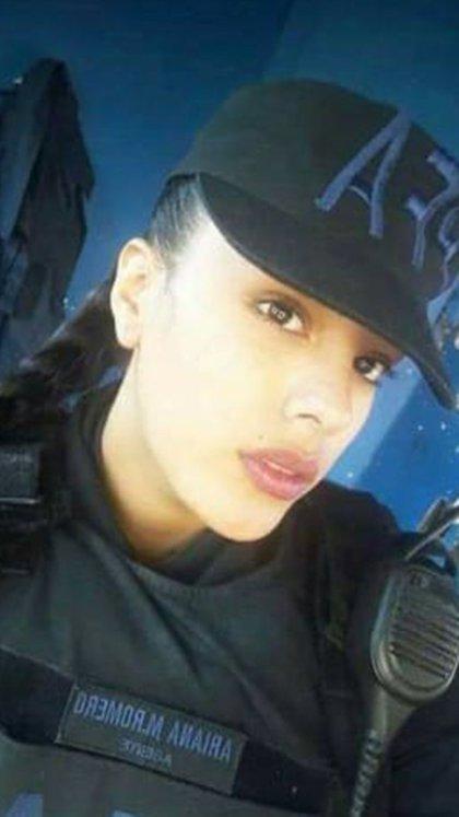 Ariana Micaela Romero tenía 23 años e integraba la Policía Federal desde hacía un año