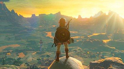 The Legend of Zelda: Breath of the Wild ofrece aventura como ningún otro juego puede. Es la visión de Miyamoto llevada al máximo.