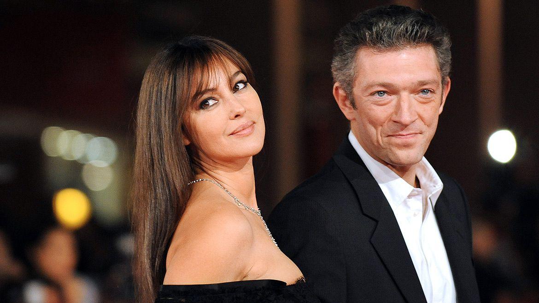 Monica Bellucci y Vicent Cassel estuvieron juntos 17 años (AFP)