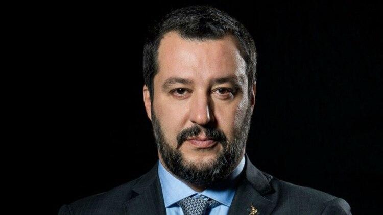 Matteo Salvini, el polémico viceprimer ministro italiano