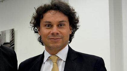 Hassan Nassar es el jefe de comunicaciones de la presidencia de la República de Colombia.
