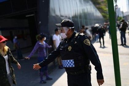 El plan pretende evitar que la incidencia delictiva aumente en la Ciudad de México (Foto: Reuters)