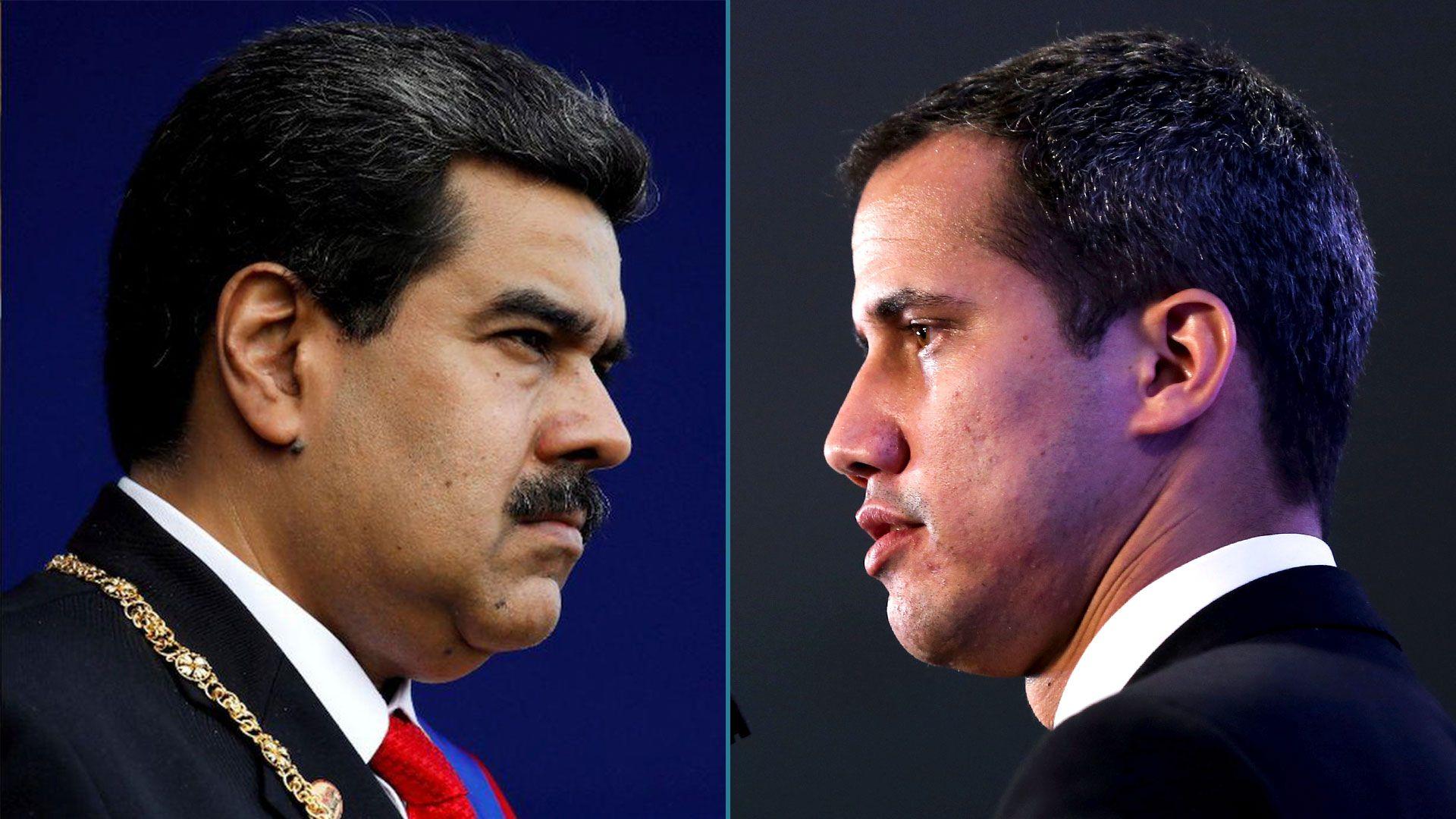 Representantes de Maduro y Guaidó negocian en Barbados