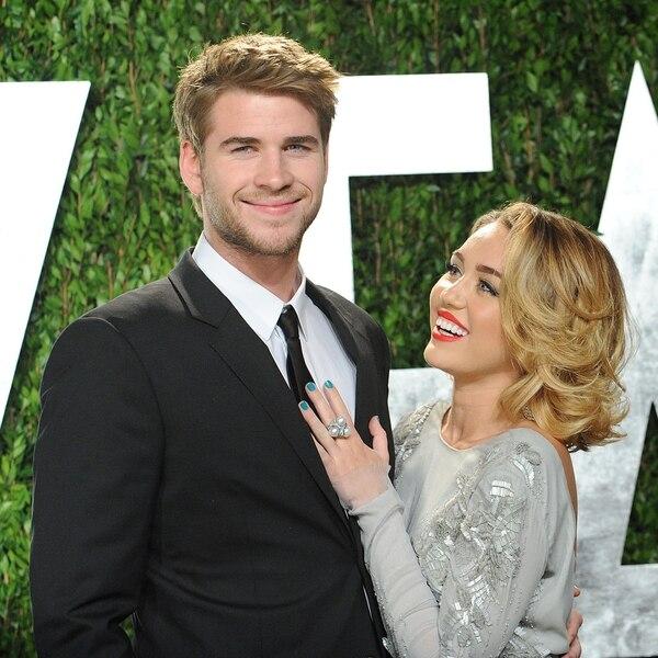Miley Cyrus y Liam Hemsworth, se mostraron muy enamorados en marzo del 2018