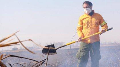 Críticas de las entidades del campo al ministro de Medio Ambiente, Juan Cabandié