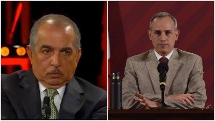 El comunicador fue el último en criticar la respuesta de López-Gatell a una senadora de oposición (Foto: Especial)