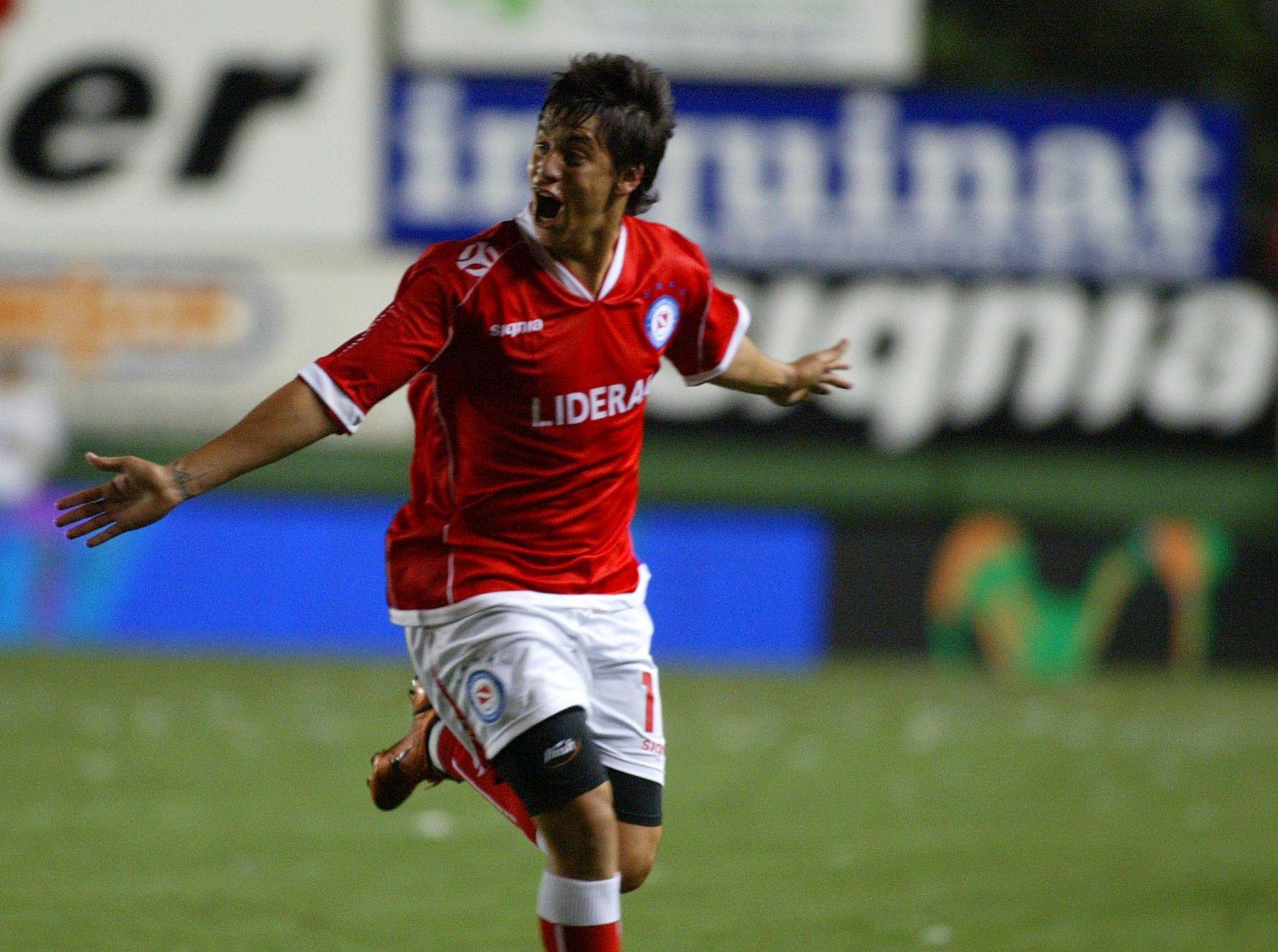 Leonel Nuñez Argentinos Juniors