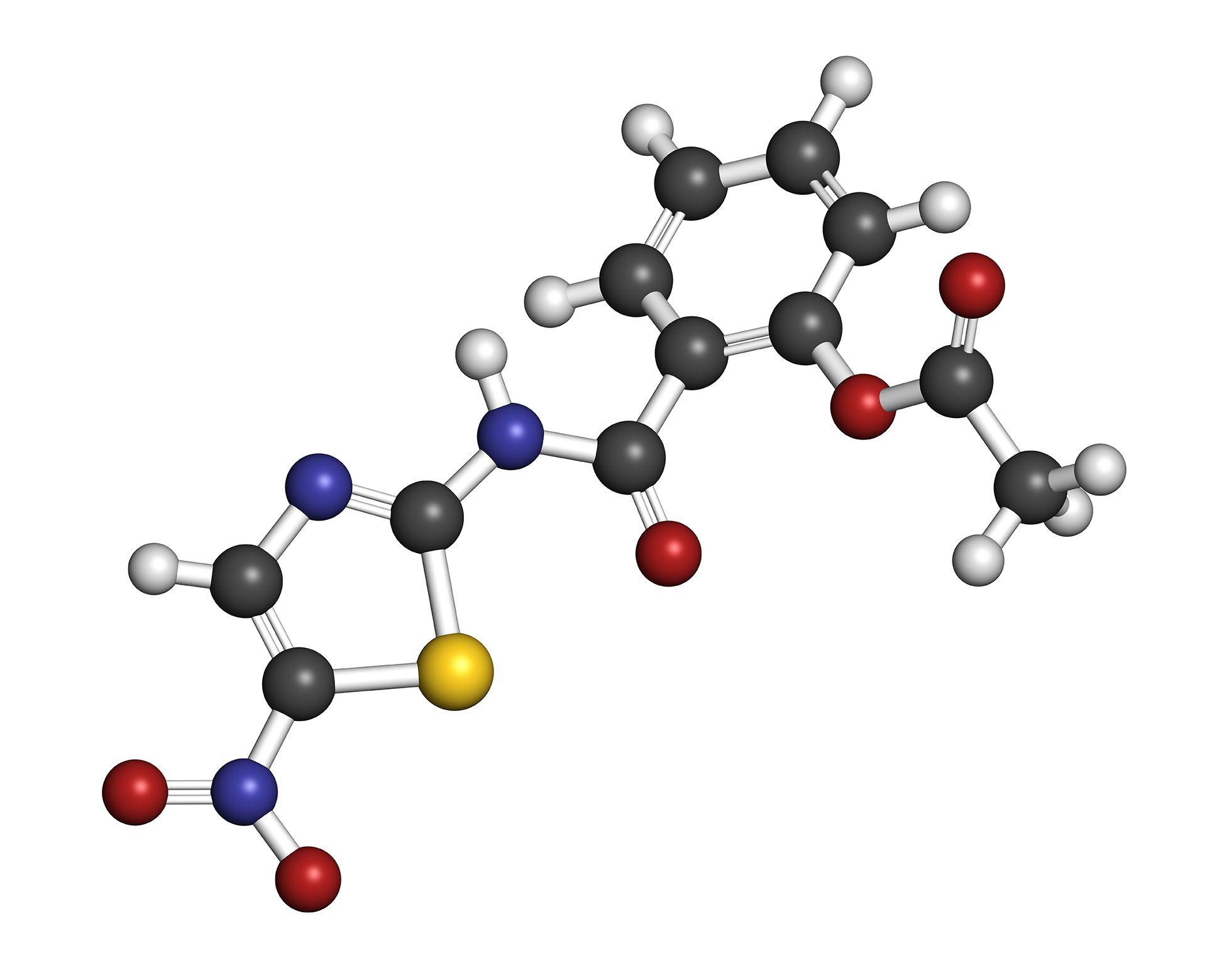 nitazoxanida