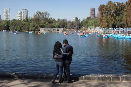 López Obrador anunció el Proyecto Cultural en el Bosque de Chapultepec. (Foto: Cuartoscuro)